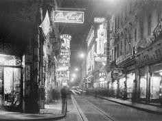 Rua Direita  Ano: 1928  Autor: desconhecido