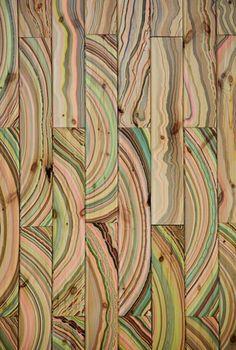 Marbelous! Marble Wood Floors