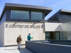 Imagen del  centro de salud de El Casar (Guadalajara). imagen encontrada en lacomarcadepuertollana.com