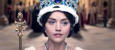 Clara has taken one last trip in the TARDIS, to go back in time and impersonate Queen Victoria! Description from hypable.com. I searched for this on bing.com/images