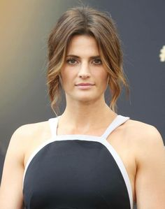 Stana Katic in Monte Carlo June Monte Carlo, Famous Kates, Stana Katic Hot, Kate Beckett, Charlize Theron, Celebs, Celebrities, Hollywood Actresses, Most Beautiful Women