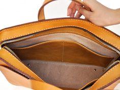 2wayビジネスバッグ 内ポケット2