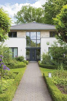58 House design modern exterior front doors New Ideas - hdintex Modern Exterior, Exterior Design, Exterior Front Doors, Door Tags, Best Interior, Door Design, Open Plan, Architecture, Bungalow