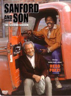 Sitcom Show: SANFORD & SON  (REDD FOXX & DEMOND WILSON) BKA (FRED G. SANFORD & LAMONT SANFORD)