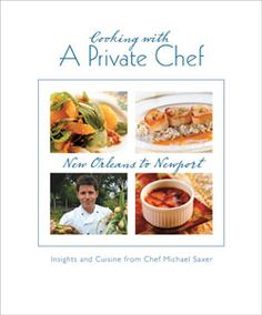 Chef Michael Saxer cooks for a high society American family who spend their time between their 4 homes in New Orleans, Newport Rhode Island, Nassau and Manhattan, New York.