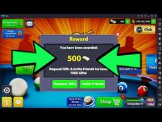 8 Ball Pool HOW TO GET FREE 500 POOL CASH WITH SINGLE CLICK 100000% Working 6acef2de4