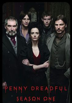 Reseña: Penny Dreadful 1º Temporada   Titulo Original:Penny Dreadful  Género:Drama suspense paranormal terror.  Temporada: Uno  Capítulos: 8  Duración:60 min  Año:2014  País:Estados Unidos  Creador:John Logan  Directores:Coky Giedroyc J. A. Bayona James Hawes.Productores:John Logan Neal Street Productions Sam Mendes Chris W. King Showtime Networks Inc. Pippa Harris Sky Atlantic.  Guionistas: John Logan Pippa Harris Sam Mendes  Reparto:Eva Green Josh Hartnett Timothy Dalton Harry Treadaway…