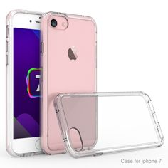 iPhone 7 Clear Cases Are Here. Order yours Today. ***FREE WORLDWIDE SHIPPING*** https://www.mvpcase.com/collections/iphone-7