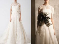 """White"" by Vera Wang ~ The Frugalista's Couture"