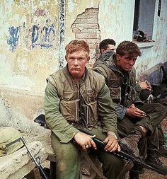 Battle of Dak To, Hill 875, November 1967.