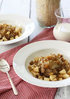 Crazy Deliciousness: Breakfast Quinoa