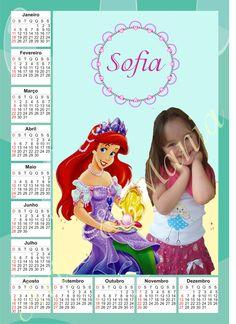 Calendário Ariel