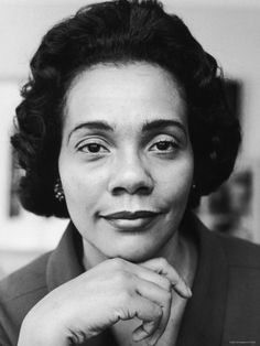 """Struggle is a never ending process.. Freedom is never really won, you earn it and win it in every generation.""-Coretta Scott King."
