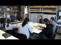 Art Conservation Department: Paper Specialization - YouTube