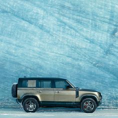 """Land Rover on Instagram: """"The new #LandRover #DEFENDER exudes a quiet confidence, with purposeful design and a familiar shape that implies its unrivalled capability.…"""" New Land Rover Defender, New Defender, Landrover Defender, Quiet Confidence, New Jaguar, Jaguar Land Rover, Military Discounts, G Wagon, Landing"""