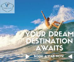 India Surf Festival is happening real soon. Plan a #tour to #Odisha. Book your cab @ visakhatravels.com