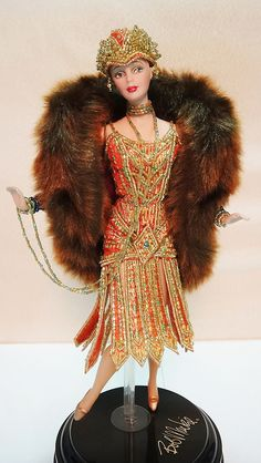 The Charleston Barbie by Bob Mackie 2001