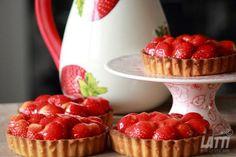 Strawberry fields forever - aardbei taartjes