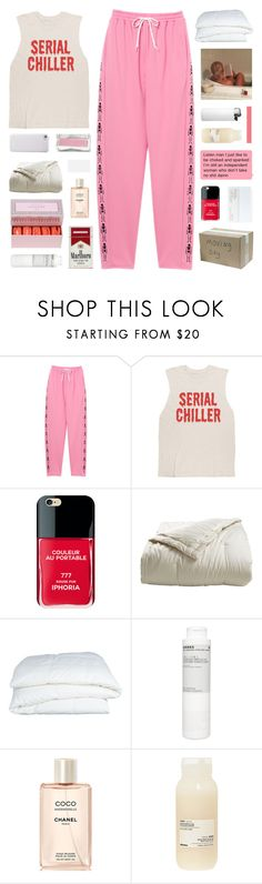 """""""~ there was nothing that i could do, 'cause you fell into the deepest depression baby."""" by annamari-a ❤ liked on Polyvore featuring Iphoria, Holy Lamb Organics, Crate and Barrel, Korres, NARS Cosmetics, Chanel, Davines, PhunkeeTree and philosoqhytags"""
