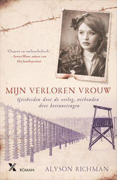 Een aangrijpende roman over een liefde die de oorlog overwint. Lezers die geboeid werden door de boeken van Tatiana de Rosnay en Jenna Blum zullen dit boek zeker willen lezen.Mijn verloren vrouw