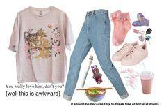 """✴taurus✴"" by shxrk-dxddy ❤ liked on Polyvore featuring Topshop and Gymboree"