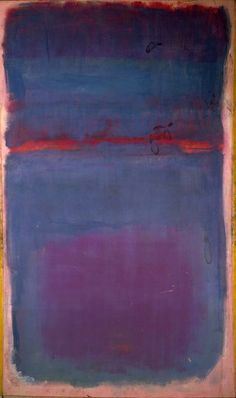 weepling Mark Rothko, Untitled, 1949 is part of Rothko art weepling Mark Rothko, Untitled, 1949 - Franz Kline, Abstract Painters, Abstract Art, Rothko Art, Mark Rothko Paintings, Modern Art, Contemporary Art, Tachisme, Art Abstrait