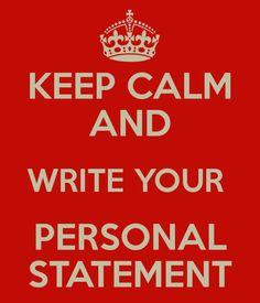 The dreaded personal statement… — University Challenge — Medium