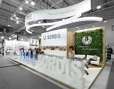 Выставочный стенд для компании Сордис на Продэкспо 2016