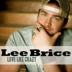 Lee Brice - Love Like Crazy. August 2013 in Butte MT with Bart and Sara
