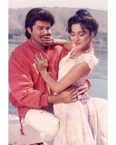 """1 Likes, 1 Comments - muvyz.com (@muvyz) on Instagram: """"#AnilKapoor #MadhuriDixit #BollywoodFlashback #whichmuvyz #guessthemovie #muvyz012718 #AnilMuVyz…"""""""