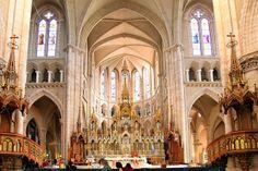interior basilica de lujan | Interior Basilica de Lujan, Buenos Aires, Argentina | Flickr - Photo ...