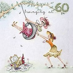 Shop for Birthday Card swinging At 60 (ladies Who Love Life). Starting from Compare live & historic paper product prices. Happy Birthday Ecard, 60th Birthday Cards, Birthday Numbers, Birthday Greeting Cards, Birthday Greetings, Grandma Cards, Snoopy Pictures, Ken Wilber, Message Card