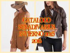 CATALOGO STRADIVARIUS OTOÑO E INVIERNO 2015 2016