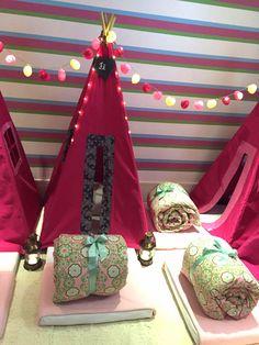 Crazy for Tents realizando sonhos!!!