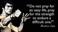Best quote by bruce lee