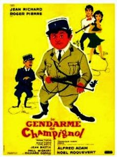 That was yesterday 2: Le Gendarme de Champignol - 1958