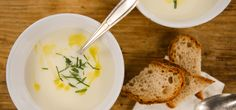 Cauliflower Soup with Fresh Curry Oil   Haven's Kitchen