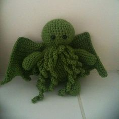 Crochet Cthulhu can someone make this for me??