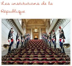 Les institutions de la République http://junior.senat.fr/fr/6-12-ans/la-republique/les-institutions-de-la-republique.html