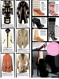 KD12 Wooljacket im Life & Style Magazine (unten links)