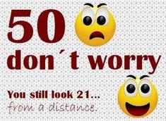 Verjaardag 50 Jaar Humor Citaten Pinterest