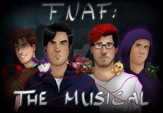 FNAF: THE MUSICAL by Harleigh2 on DeviantArt