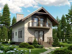 Wizualizacja ARG Lugano CE Lugano, Home Fashion, Mansions, House Styles, Home Decor, Alps, Scenery, House, Decoration Home