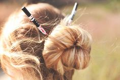 Chopstick Hairstyles