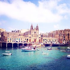 Beautiful Sliema at Malta