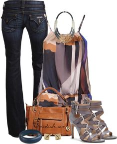 Cómo Vestir de forma Casual para un gran Día - Outfits - Moda