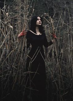 This week's post is centered around Southern Goth Fashion. Taking inspiration from Southern Gothic Fiction and writers like William Faulkner, Southern Goth Fashion blends elements of Victorian, Rom… Foto Fantasy, 3d Fantasy, Fantasy Story, Dark Portrait, Witch Photos, Halloween Photos, Morticia Addams, Gothic Aesthetic, Witch Aesthetic