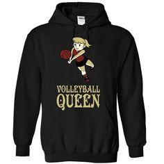 (Top 10 Tshirt) Volleyball Queen 0915 [TShirt 2016] Hoodies Tee Shirts