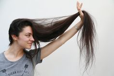Ways to Make Your Hair Grow Faster  Ways to make your hair grow faster range from being easy to hard. The easy ways include few activities such as taking care of your diet, getting good sleep, trimming your hair regularly and the hard ones include using hair products that are suitable for your hair.