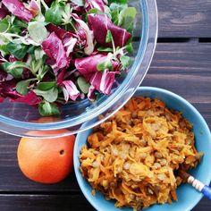 Instagram Image Pasta Salad, Instagram Images, Ethnic Recipes, Food, Crab Pasta Salad, Essen, Meals, Yemek, Eten